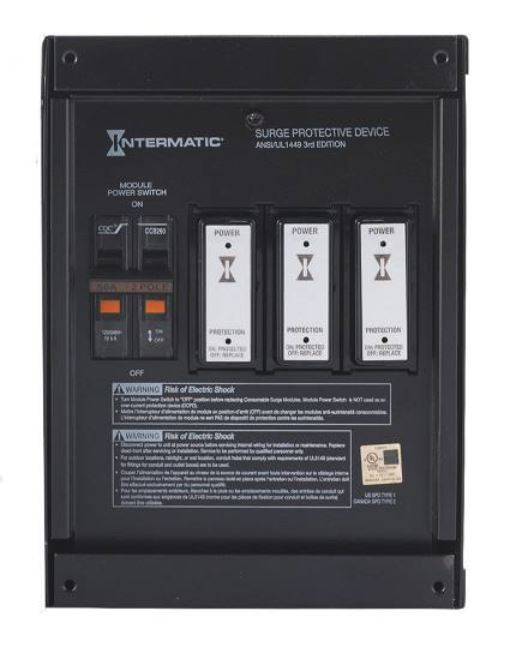 Intermatic Whole House Surge Protection
