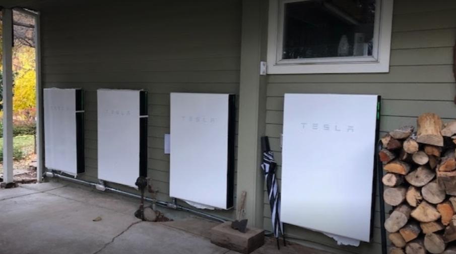 Tesla Powerwall installations